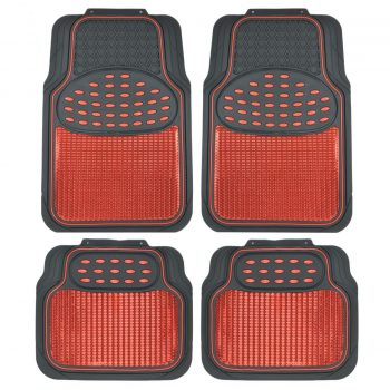 BDK Real Heavy Duty Metallic Rubber Mats