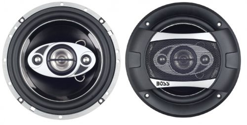 "BOSS AUDIO P65.4C Phantom 6.5"" 4-way 400-watt Full Range Speakers"