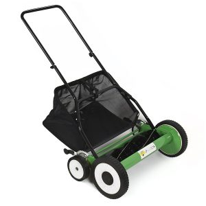 "Best Choice Products Lawn Mower 20"" Hand Push Reel"