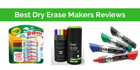 Best Dry Erase Markers Reviews in 2018
