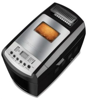 Breadman BK2000B 2-½-Pound Bakery Pro Bread Maker