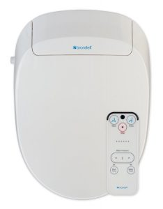 BrondellInc S300- EW Swash 300 Elongated Advanced Bidet Toilet Seat