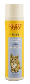 Burt's Bees for Kittens Tearless Shampoo
