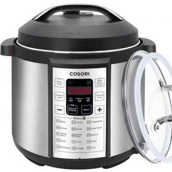 COSORI 7-in-1 Electric Multifunctional Pressure Cooker