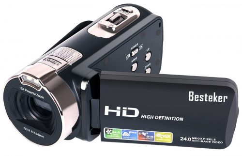 Camera Camcorders, Besteker Portable