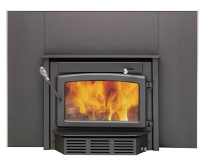 Century Heating High-Efficiency Wood Stove Fireplace Insert