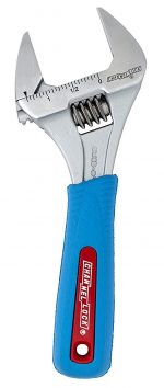 Channellock 6WCB WideAzz Adjustable Wrench