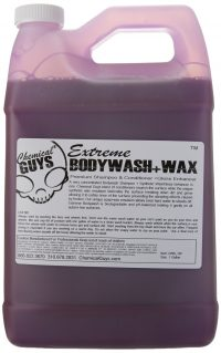 Chemical Guys CWS_107 Extreme Body Wash and Synthetic Wax