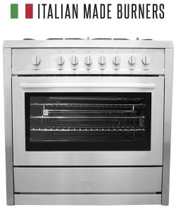 Cosmo COS-965AG 36 in. Freestanding Professional Style Gas Range