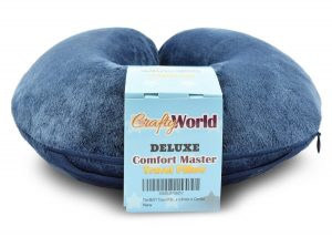 Crafty World Travel Neck Pillow
