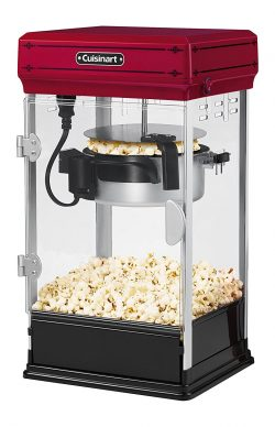 Cuisinart CPM-28 Classic-Style Popcorn Maker, Red best