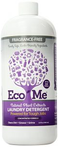 Eco-Me Natural Concentrated Liquid Laundry Detergent
