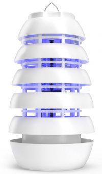 Electronic Insect Killer – Sleek, Safe & Effective