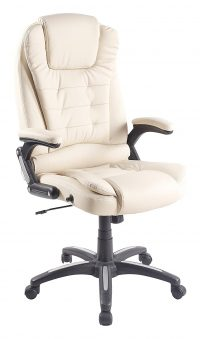 Elitech PU Leather Ergonomic Office Executive Chair