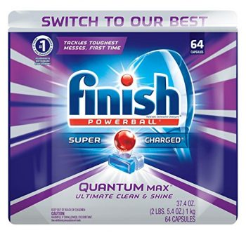 Finish Quantum Max Fresh 64 Tabs