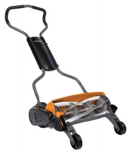 Fiskars Staysharp Reel Mower - Reel Lawn Mowers