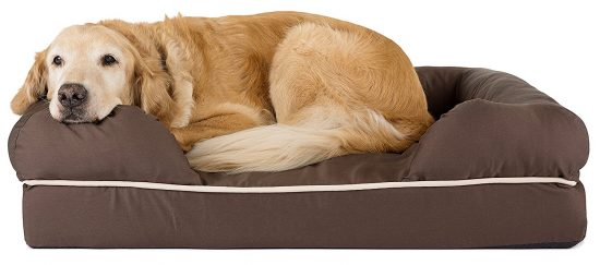 Friends Forever Large Memory Foam Dog Bed