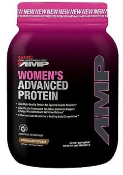 GNC Pro Performance AMP Womens Advanced Protein