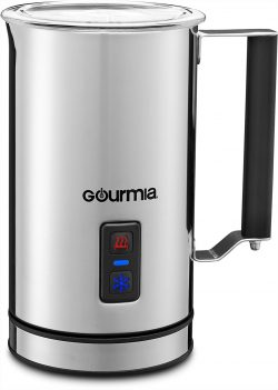 Gourmia GMF215 Cordless Electric Milk Frother