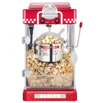 Top 10 Best Popcorn Makers in 2017 Reviews