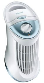 Honeywell HFD-010 QuietClean Compact Tower Air Purifier