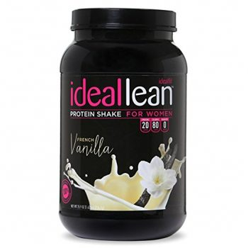 IdealLean, Protein Powder for Women