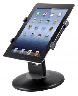 Kantek Tablet Stand for Apple iPad, iPad Air, iPad Mini, Galaxy Tab