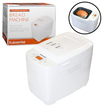 Kuissential 2-Pound Programmable Bread Machine