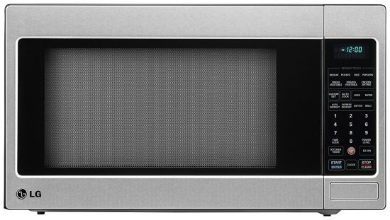 Lg Lcrt2010st 2 0 Cu Ft Counter Top Microwave Oven