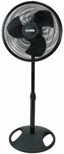 Lasko 2521 Oscillating Fan, 16-Inch