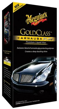 Meguiar's G7016 Gold Class Carnauba Plus Premium Liquid Wax
