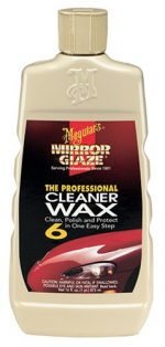 Meguiar's M6 Mirror Glaze Cleaner Wax