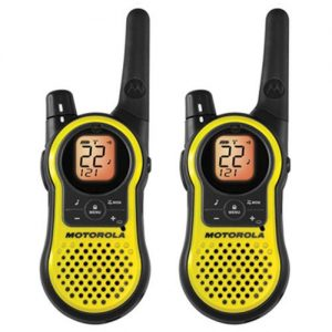 Motorola Two Pack Radio 23 Mile Range 22 Channel
