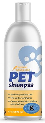 Mountainview Pet Products Oatmeal Shampoo