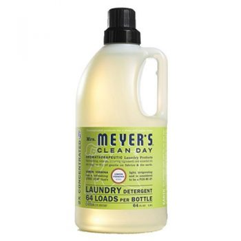 Mrs. Meyer's Clean Day 2x HE Liquid Laundry Detergent