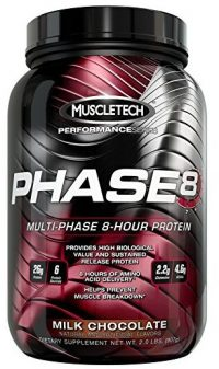 MuscleTech Phase 8 Protein Powder