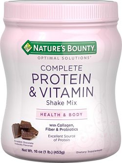 Nature's Bounty Optimal Solutions Protein