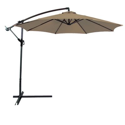 Odaof 10 ft Patio Umbrella Offset Hanging Umbrella