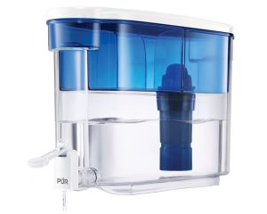 PUR 18 Cup Dispenser w/ 1 Filter - water filter pitchers