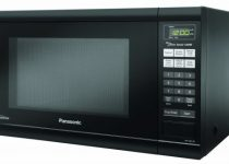 Panasonic NN-SN651BAZ Black 1.2 Cu. Ft Countertop Microwave Oven