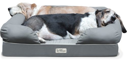 PetFusion Ultimate Pet Bed & Lounge in Premium