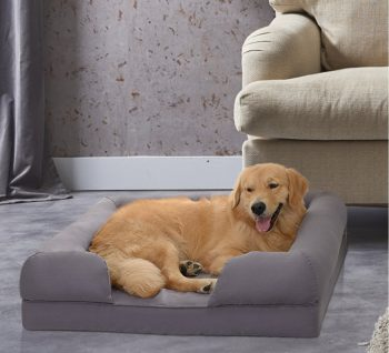 Petlo Orthopedic Mattress Pet Sofa Bed