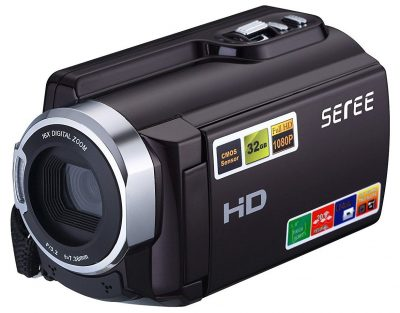 SEREE FHD 1080P Camcorders