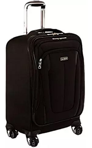 Samsonite Silhouette Sphere 2 Softside 21 Inch Spinner