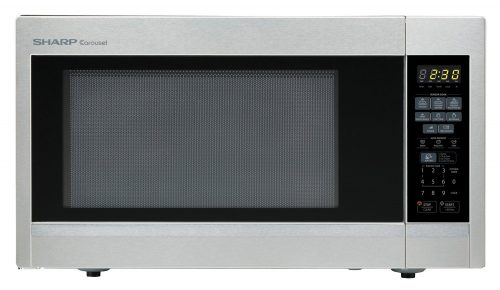 Sharp Countertop Microwave Oven ZR551ZS