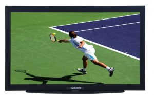 "Signature Series Black Outdoor 46"" LED HDTV"