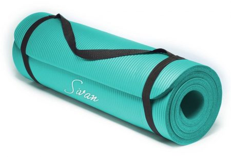 Sivan Health and Fitness Exercise Yoga Mat