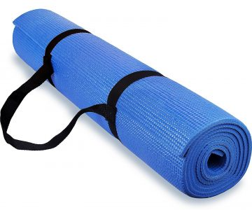 Spoga Anti-Slip Exercise Yoga Mat