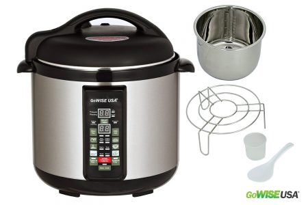 Stainless-steel Cooking Pot/ 6-in-1 Electric Pressure Cooker
