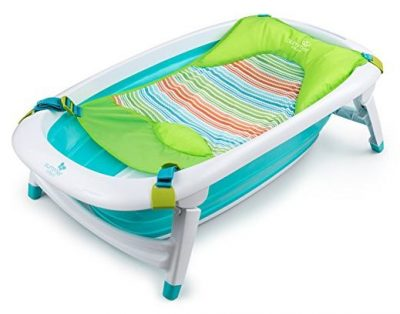Summer Infant Splash N' Store Collapsible Tub